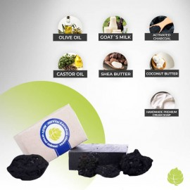 Soap with Activated Charcoal for acne 95 G