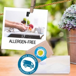 Allergen-free soap with sea salt 120 g