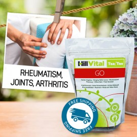 Tea Go - joints, rheumatism, arthritis 150g