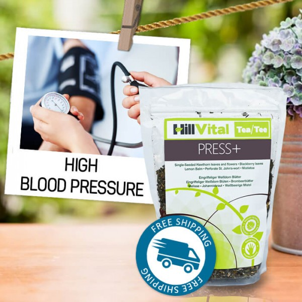 Tea Press Plus for high blood pressure 150g