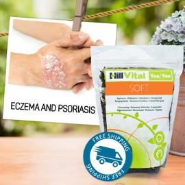 Tea Soft - for eczema and psoriasis 150g