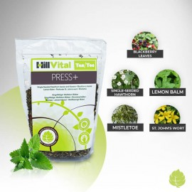 TEA PRESS PLUS for high blood pressure | HillVital