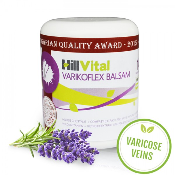 Varikoflex Cream – varicose vein treatment 250 ml