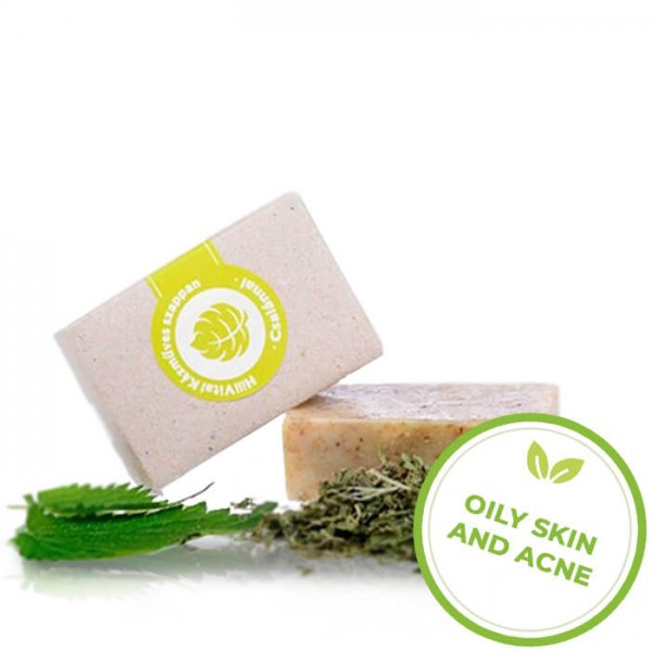 Nettle Soap for oily skin and acne 95g