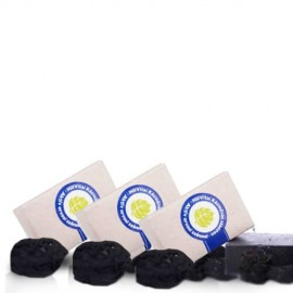 Soaps with activated charcoal - bundle
