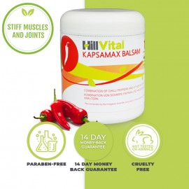 Kapsamax Cream - stiff muscles and joints 250 ml