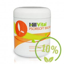 Psorisoft Cream - Psoriasis treatment 250 ml