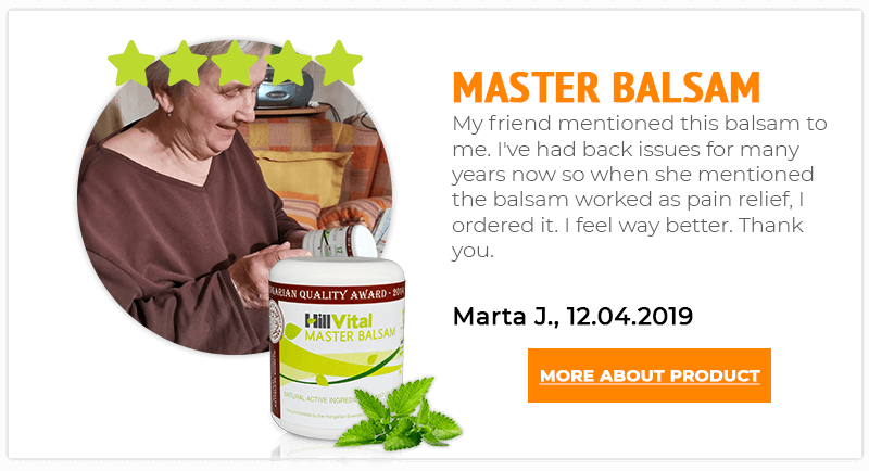 Master Balsam review: by Marta